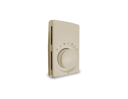 M611A Anticipated Heat Thermostat Double Pole 22A, Almond