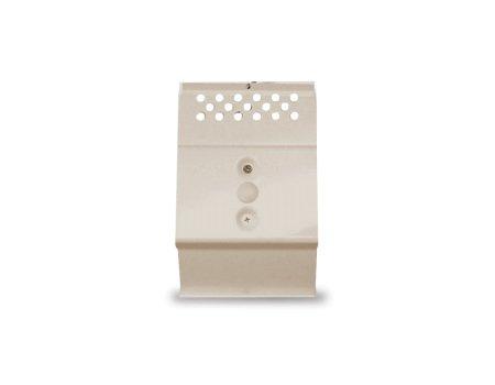 BTF1TP Tamper Proof Thermostat Kit, Single Pole, Almond