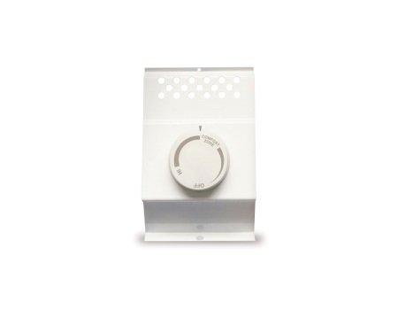 BTF2 Thermostat Kit, Double Pole, White
