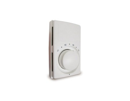 M612W Anticipated Heat Thermostat Double Pole 22A, White