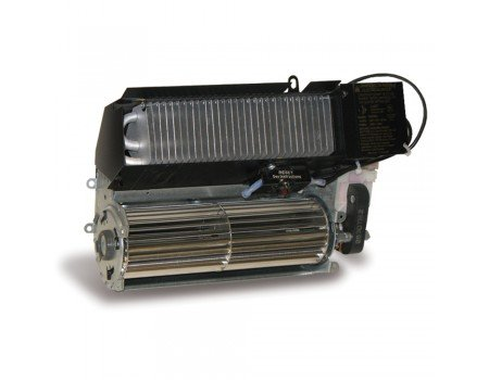 Register Wall Heater Assembly Only, 1600 Watts at 240V