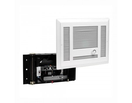 SL Wall Heater, Assembly, Grill, and Thermostat, 240V, 1500W, White