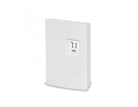 TH401 Non-Programmable Electronic Wall Mount Thermostat, Single Pole