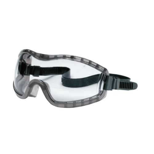 Stryker Safety Goggles, Anti-Fog, Clear Lens