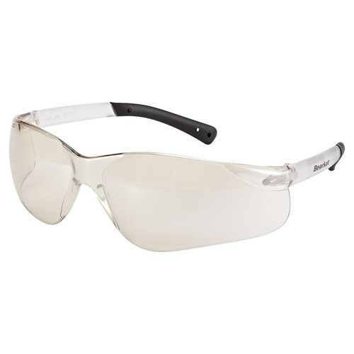 Indoor/Outdoor Clear-Mirror Lens BearKat Protective Eyewear