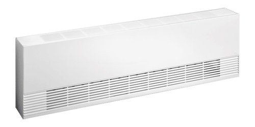 2700W Architectural Cabinet Heater CW750, 240 V, Front Air Outlet, Low Density, Silica White