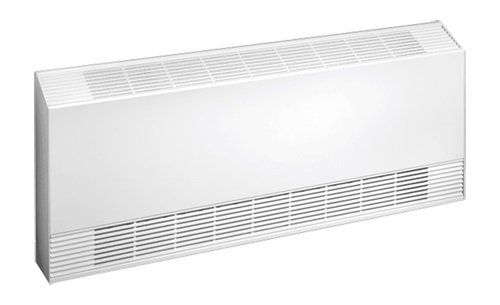 6000W Sloped Architectural Cabinet CWS1000, Standard Density Unit, 208 V, Silica White