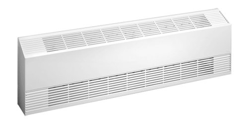 6000W Sloped Architectural Cabinet CWS750, Standard Density Unit, 240 V, Silica White