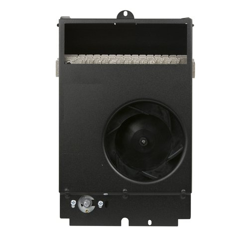 Com-Pak Series Wall Heater Assembly Only With Thermostat, 750 Watts at 240V