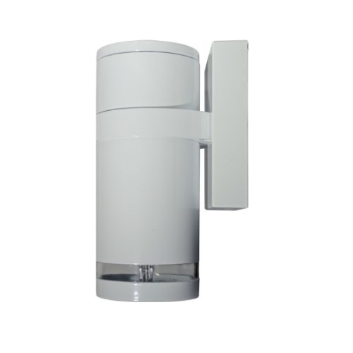 7W LED PAR20 Wall Sconce, 3000K, White