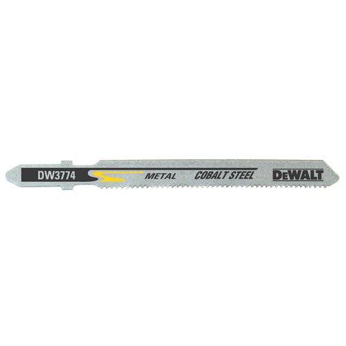 """3"""" 18 TPI Cobalt Steel T-Shank Jig Saw Blade"""
