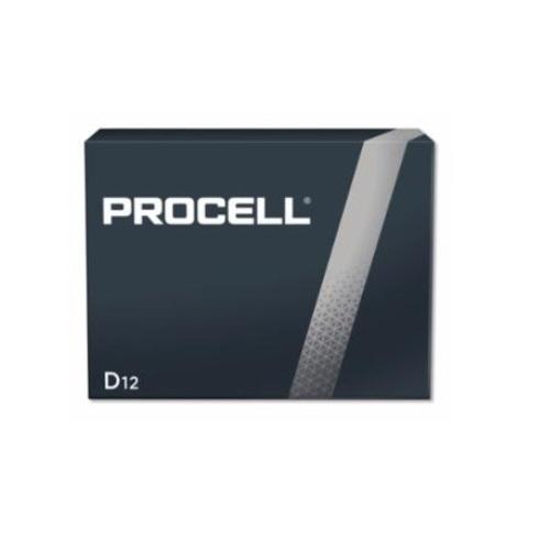 1.5V Procell Alkaline D Batteries