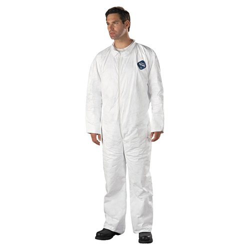 Comfort Fit Design 3X-Large DuPont Tyvek Coveralls