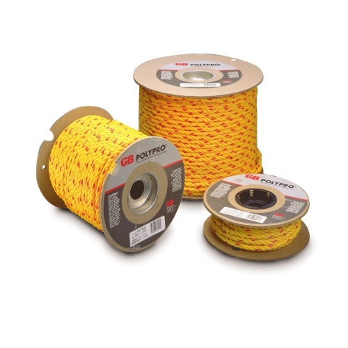 250-ft PolyPro Rope, 0.5-in Diameter