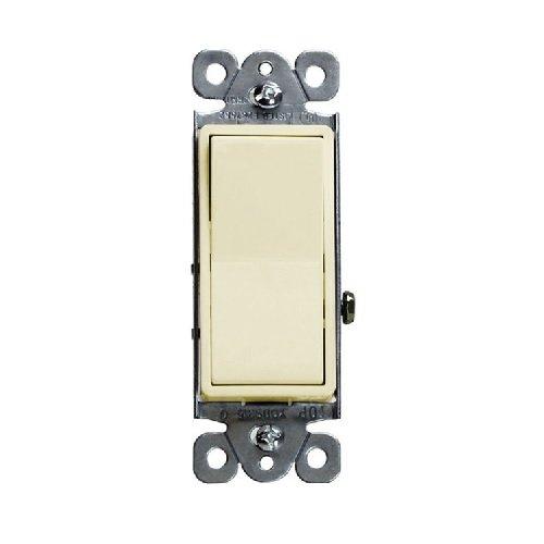 Enerlites light almond residential grade ac quiet