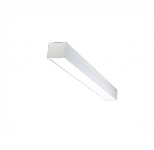 36W LED Utility Light Fixture, Dimmable, 4294 lm, 5000K