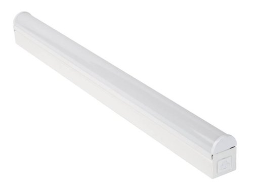 20W 4 Foot Linkable Plug-In or Direct Wire LED Strip Light, 4000K