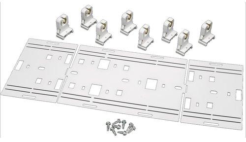 8 Foot to 4 Foot LED T8 or T12 Tombstone Socket Retrofit Kit