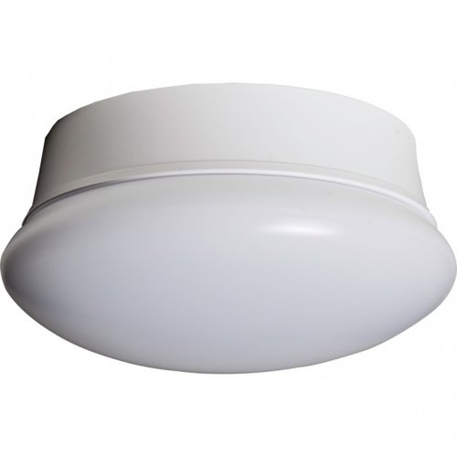 22W 11 Inch LED Spin Light Ceiling Fixture, 1600 Lumens, 4000K
