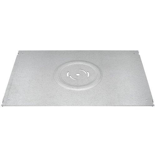 2 X 2  LED Flat Panel Fixture Surface Mounting Kit