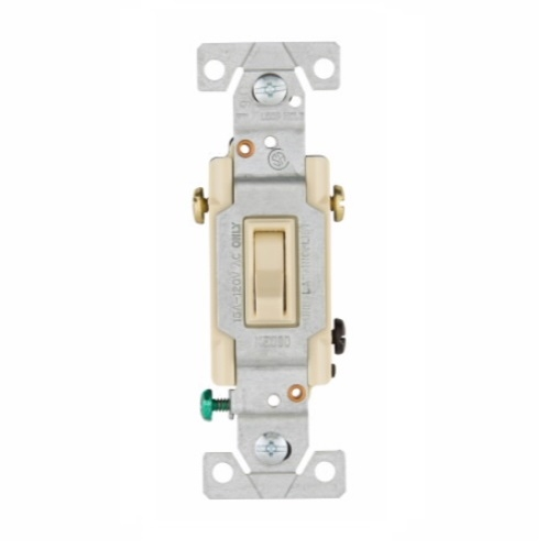Eaton 15 Amp 3-Way Toggle Switch, Ivory on 3-way selector switch, 3-way valve wiring, pass seymour 3-way switch wiring, 3-way switch z-wave, fender 3-way switch wiring, 3-way lamp switch wiring, 3-way toggle switches, 3-way switch wiring variations, 3-way switch light wiring, a single pole switch wiring, 4 way switch wiring, 3 way switches wiring, 3-way electrical switch wiring, three-way wiring, winch rocker switch wiring, 1-way light switch wiring, les paul 3 way switch wiring, 3-way rocker switch wiring, 1 volume 2 tone 3-way switch wiring, 3-way switch to 6 lights,