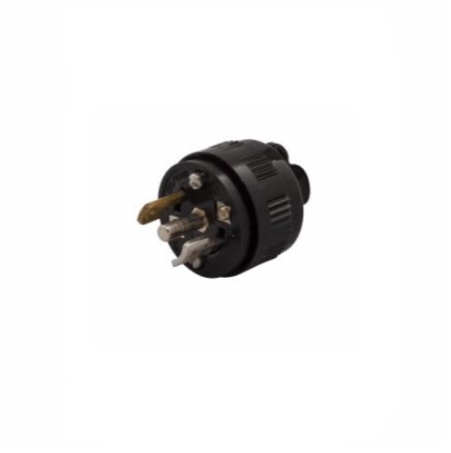 Incredible Eaton 15 Amp Locking Plug Ml3 125 250V Black Eaton 7485 Wiring Cloud Venetioscosaoduqqnet