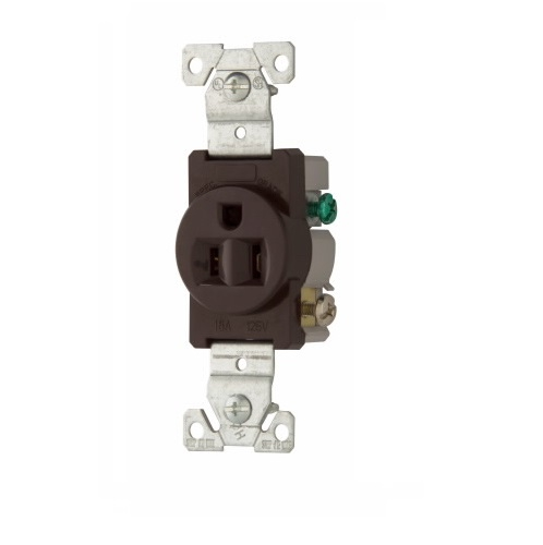 Phenomenal Eaton 15 Amp 2P3W Single Receptacle Commercial Grade Brown Eaton Wiring Database Lotapmagn4X4Andersnl