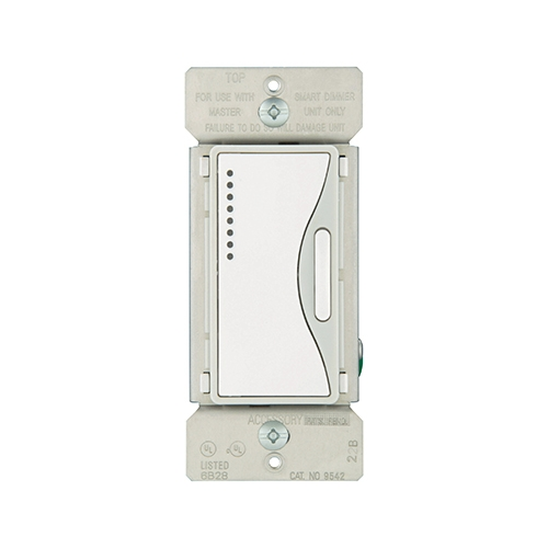 600W ASPIRE Smart Dimmer Accessory, White Satin