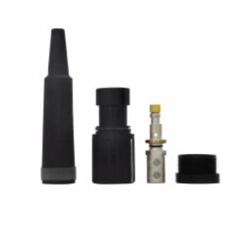 200 Amp Posi-Lok Male Plug, Double Set Screw, 600V, Green