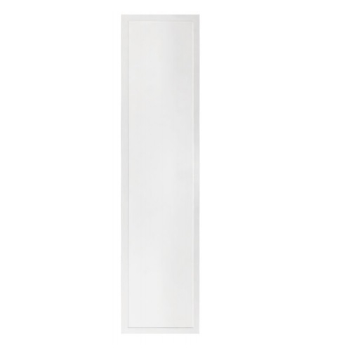 40W 1X4 LED Panel, Dimmable, 120V-277V, Wattage & CCT Selectable