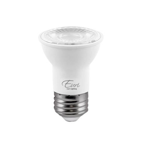 7W LED PAR16 Bulb, 50W Inc. Retrofit, E26, 500 lm, 4000K