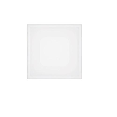 40W 2x2 LED Flat Panel w/ Backup, Dimmable, 4000 lm, 100V-277V, 5000K