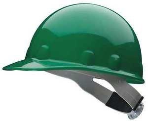 Green 8 Point Ratchet SuperEight Hard Cap