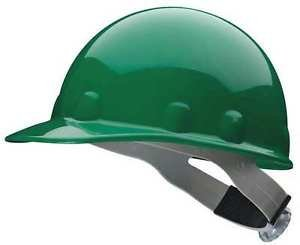 Green 8 Point Ratchet SuperEight Hard Cap