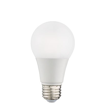 9W A19 Energy Star, Dimmable, 4000K, 4 Pack