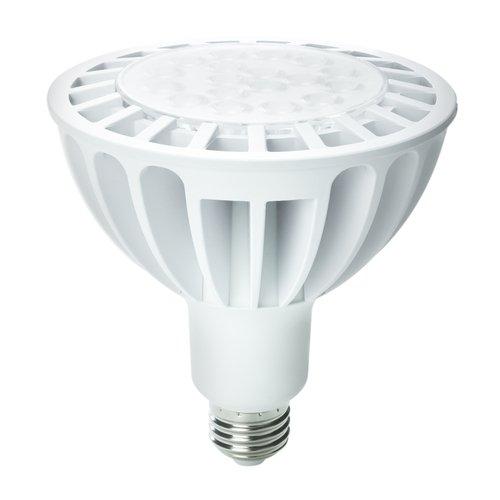 18 Watt PAR38 Dimmable LED Bulb, 25 Degree Beam Angle, 3000K