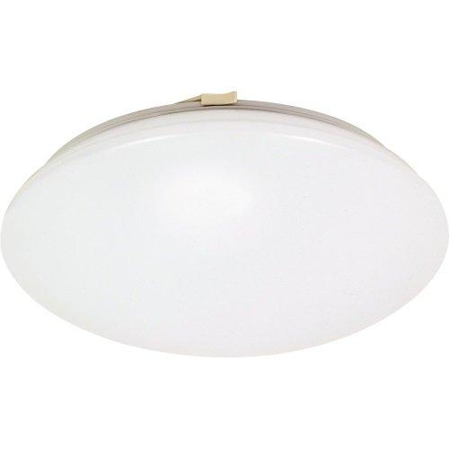 New 7 Round Led Flush Mount Ceiling Light 4000k Kitchen: NaturaLED 14W Flush Mount Compact LED Fixture 4000K