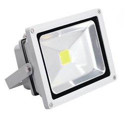 50 Watt White LED Floodlight, 4000K