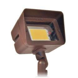 58 Watt Bronze LED Floodlight, 4000K