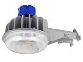 38 Watt LED Security Barn Light with PhotoCell Sensor, 5000K