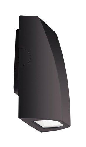 50 Watt Black LED Slim Wall Pack, 5000K