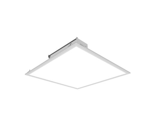 2' x 2' 4000K 110-277V 30W White Dimmable LED Panel Light