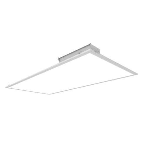 2x4 Led Light Fixtures Dimmable: Forest Lighting 2x4 36W LED Panel Light Fixture, Dimmable