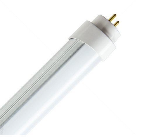 19W 4-Ft LED T8 Tube, 4100K, Pack of 20