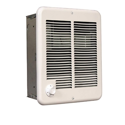 1500W Small Fan-Forced Wall Heater, 240V