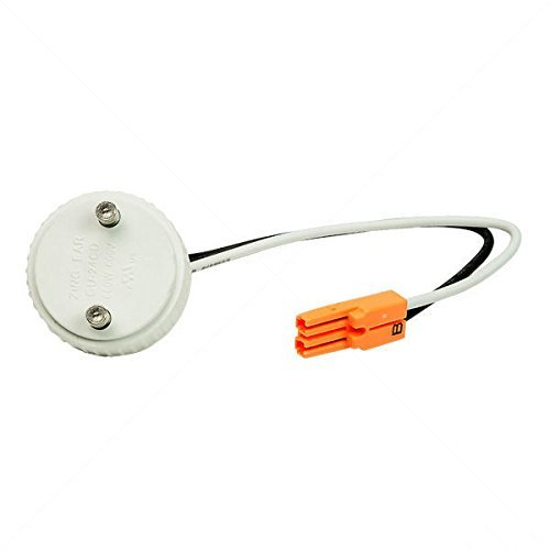 GU24 Base Adapter For Titanium LED Series Downlight Retrofit Kits