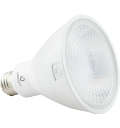 12.5W PAR30 REFINE Series Dimmable LED Bulb, 2700K, 40 Deg Beam Angle