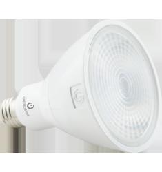 18.5W PAR38 REFINE Series Dimmable LED Bulb, 2700K, 25 Deg Beam Angle