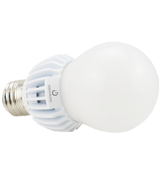 12W A19 Dimmable LED Bulb, 3000K, 330 Deg Beam Angle