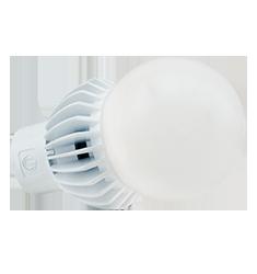 17W A21 Dimmable LED Bulb, 2700K, 330 Deg Beam Angle